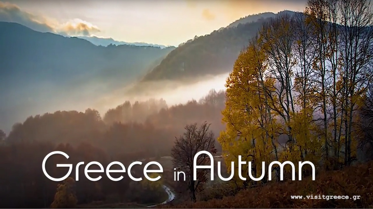 Greece A 365 Day Destination Autumn
