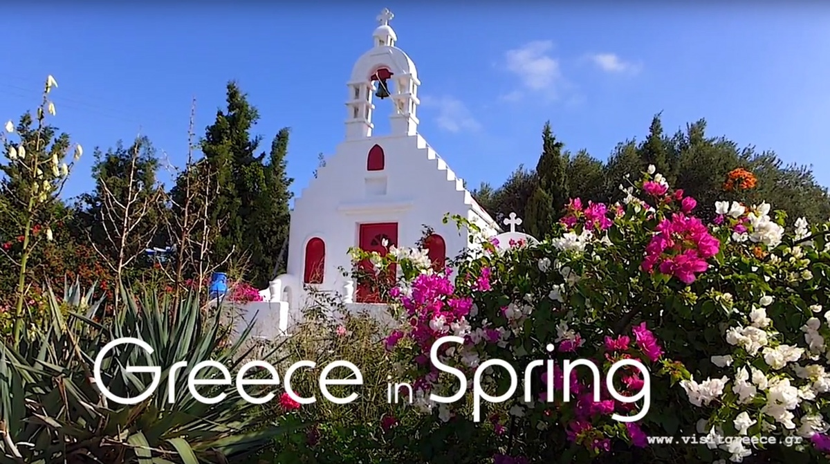 Greece A 365 Day Destination Spring