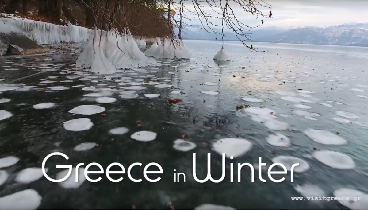 Greece A 365 Day Destination Winter