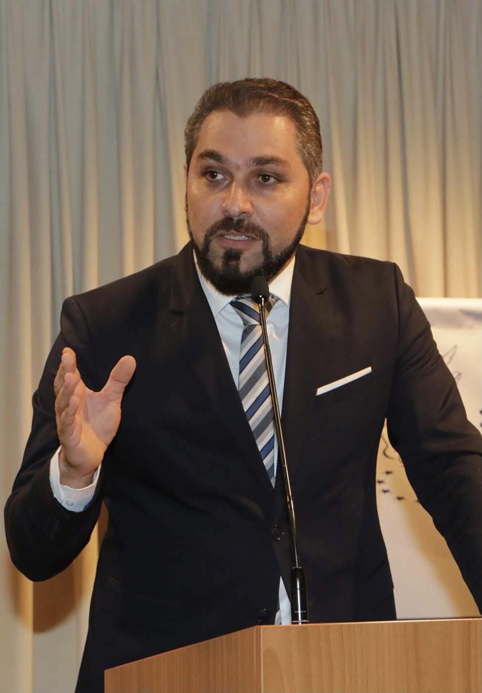 Nicolas Charalambous CEO Hellenic Seaplanes