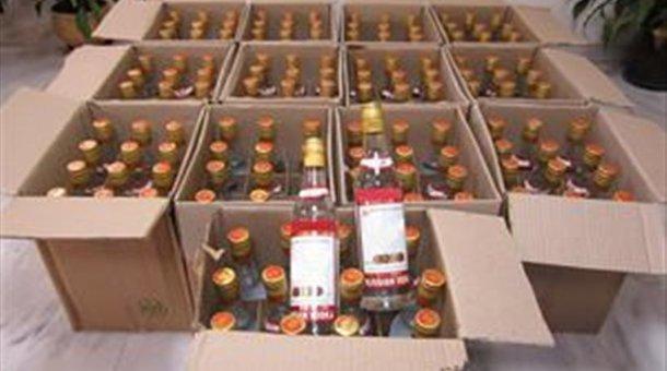 Οργιάζει η διακίνηση παράνομων ποτών …λόγω φόρων !