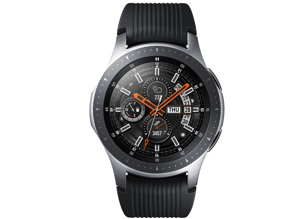 samsung galaxy watch 46mm silver 1000 1323193