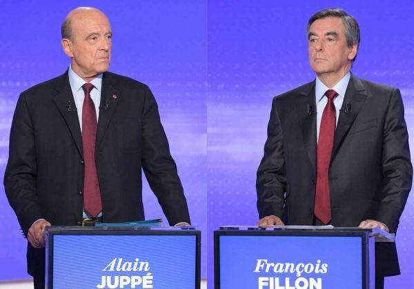 Β' γύρος με φαβορί τον Φιγιόν στη γαλλική Δεξιά