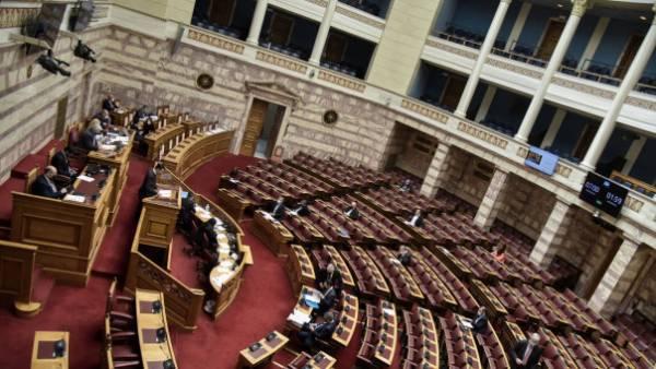 Βουλή: Κατατέθηκε το νομοσχέδιο για την ψήφο των αποδήμων