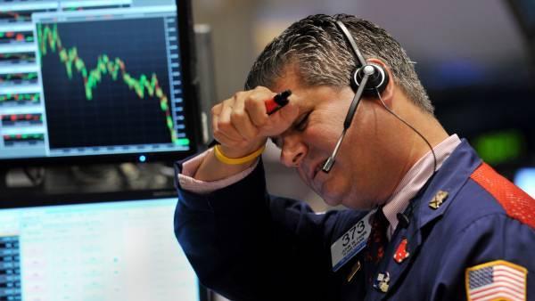 Με πτωτικό σπιράλ αποχαιρέτησε την εβδομάδα η Wall Street