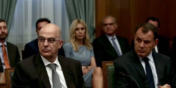 Δένδιας και Παναγιωτόπουλος στη Διάσκεψη του Μονάχου για την Ασφάλεια
