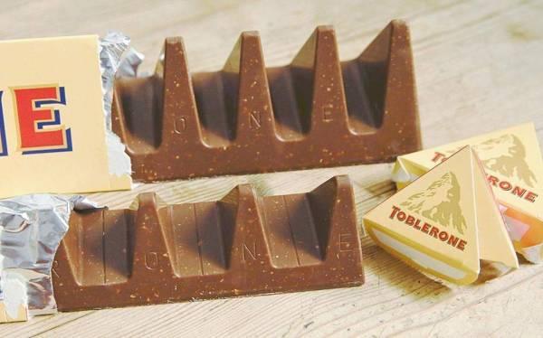 Η σοκολάτα Toblerone επανέρχεται στο κανονικό της μέγεθος