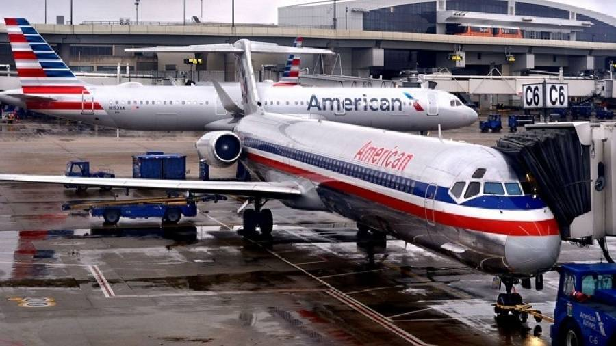 American Airlines: Ζημιές 2,02 δισ. δολάρια στο δεύτερο τρίμηνο