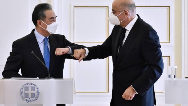 Δένδιας:Η Ελλάδα να αποτελέσει πύλη εισόδου από Ασία σε Ευρώπη