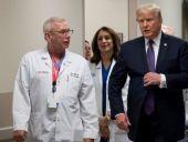 Τις πρώτες ιατρικές εξετάσεις ως πρόεδρος κάνει ο Τραμπ