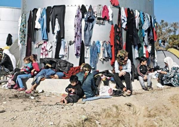 Die Welt: Η Μόρια θυμίζει στρατόπεδο συγκέντρωσης