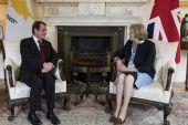 Μέι-Αναστασιάδης: Προσβλέπουν στην εμβάθυνση των διμερών σχέσεων Βρετανίας-Κύπρου