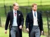 Ο πρίγκιπας Ουίλιαμ κουμπάρος στο γάμο Χάρι- Μέγκαν Μαρκλ