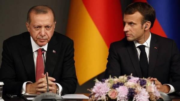 Bloomberg: Άνοιγμα Ερντογάν σε Μακρόν για την αγορά πυραυλικού συστήματος