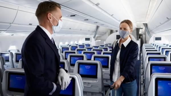 Οι πιθανότητες μετάδοσης του κορονοϊού στο αεροπλάνο