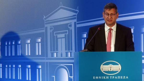 Εθνική Τράπεζα: Στα 474 εκατ. ευρώ τα λειτουργικά κέρδη το 2019