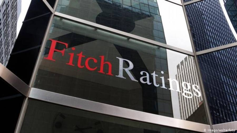 Fitch: Αναβάθμιση της Eurobank αλλά με αρνητικό outlook