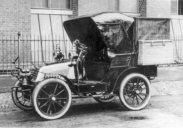 Το πρώτο βαν της Opel είχε ισχύ 5 ίππους και τελική 20χλμ/ώρα!