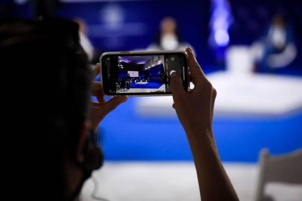 Πρεμιέρα για το 6ο Οικονομικό Φόρουμ των Δελφών - Δείτε live