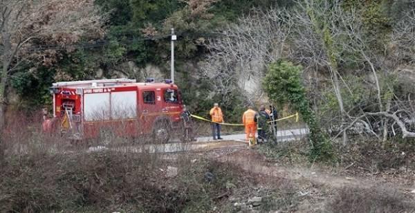 Επτά τραυματίες από ανατροπή προαστιακού σιδηροδρόμου στη Γαλλία