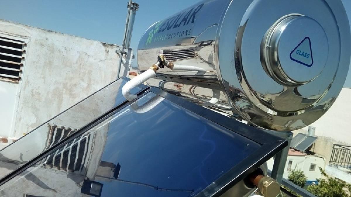 Esolar: Η εγγυημένη λύση στον ηλιακό θερμοσίφωνα!