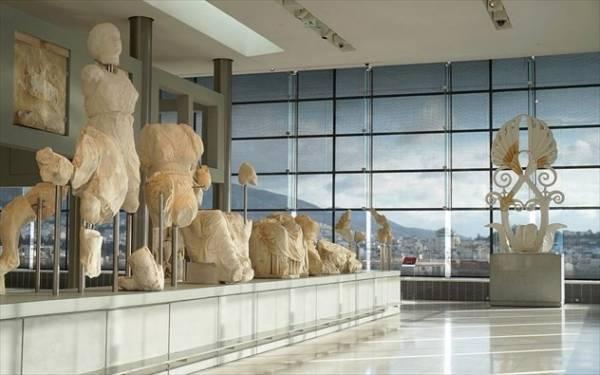 Μειώθηκαν επισκέπτες και εισπράξεις στα μουσεία τον Φεβρουάριο