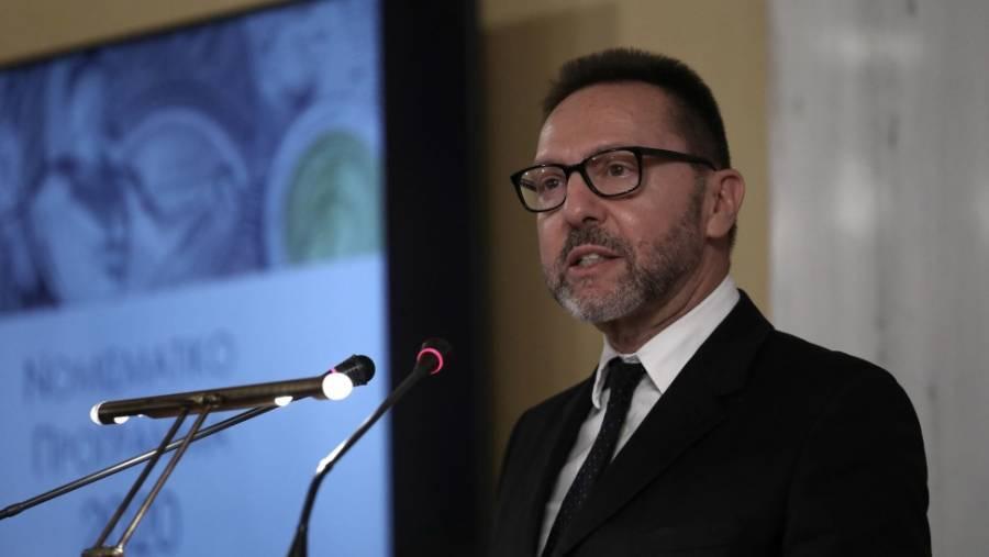 Γ. Στουρνάρας: ''Η βιωσιμότητα του δημόσιου χρέους δεν απειλείται, παρά τους κινδύνους''