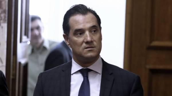 Συνάντηση Γεωργιάδη - ΕΕΤ για χρηματοδοτήσεις και «κόκκινα» δάνεια
