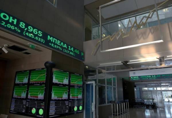 Χρηματιστήριο: Υποτονική εικόνα-Η απουσία επενδυτών δημιούργησε κλίμα χαλαρότητας στην αγορά