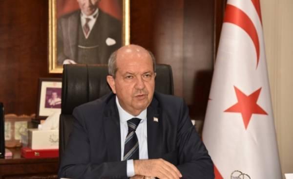 Προκλητική δήλωση Τατάρ εν όψει Διάσκεψης: «Δεν υπάρχει ομοσπονδία»
