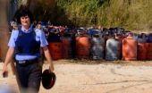 Ισπανία: Εντοπίστηκαν 120 φιάλες υγραερίου που προορίζονταν για τρομοκρατικές επιθέσεις