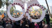 Στους δρόμους οι Καταλανοί,κατά της σύλληψης μελών της τοπικής κυβέρνησης