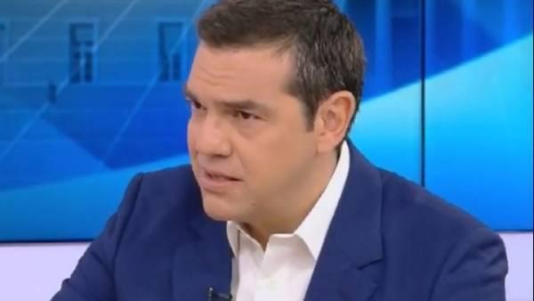 Τσίπρας:Οι κινήσεις Ελλάδας-Κύπρου έχουν οδηγήσει την Τουρκία σε στρατηγικό αδιέξοδο