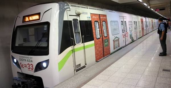 Μετρό: Πρεμιέρα τον Ιούνιο για Αγ. Βαρβάρα, Κορυδαλλό και Νίκαια