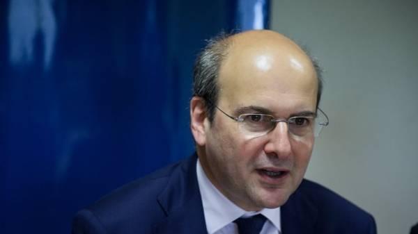 Χατζηδάκης: Το ρεύμα θα κοπεί μόνο στους στρατηγικούς κακοπληρωτές