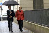 Γερμανία-Exit poll: Νίκη Μέρκελ με 32,5%-Σοκ με το 13,5% του ακροδεξιού AfD