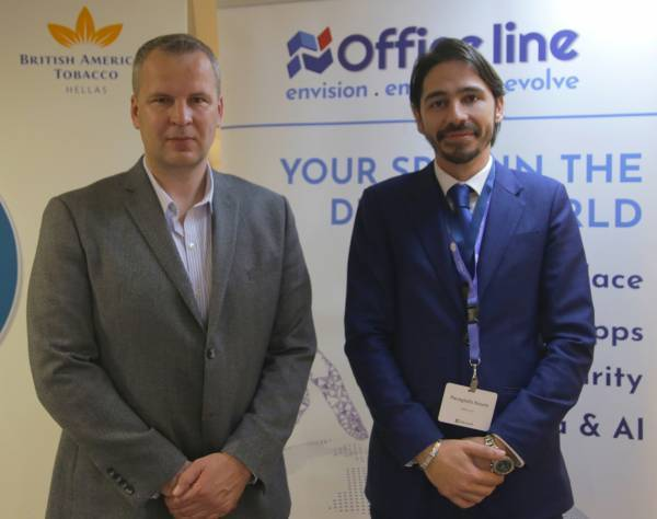 Office Line: Cloud Adoption Training στην British American Tobacco Hellas