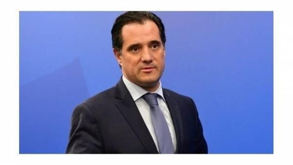 Γεωργιάδης: Η Ελλάδα θα γίνει η πιο ελκυστική επενδυτικά χώρα