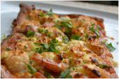 Μύρισε καλοκαίρι... Πίτσα γαρίδες σαγανάκι
