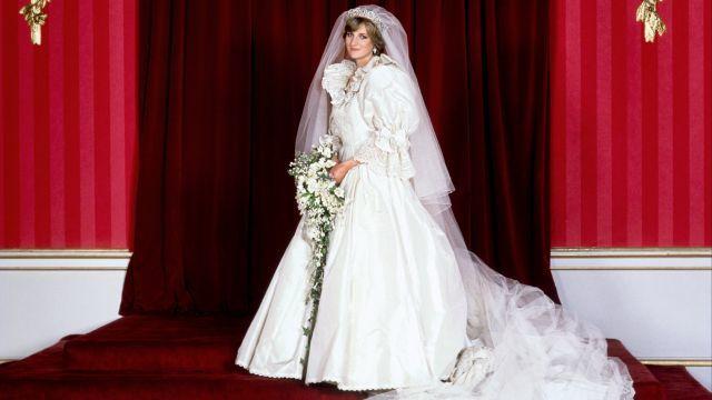 Το νυφικό της Diana σε έκθεση στο Kensington Palace