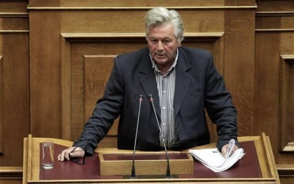 Παπαχριστόπουλος: Θα ήταν δώρο να με διαγράψει ο Καμμένος