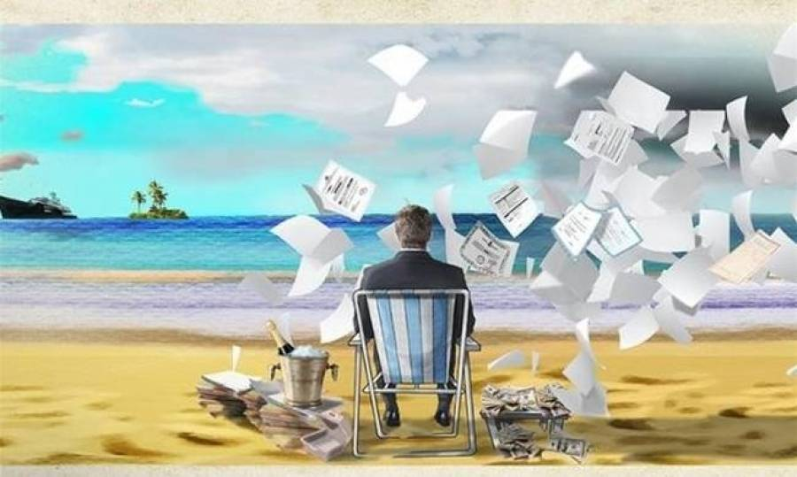 Paradise papers και σημαίες ευκαιρίας