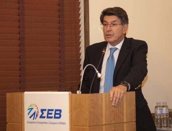 Ειδική συνεδρίαση του Γενικού Συμβουλίου του ΣΕΒ για τις ευρωεκλογές
