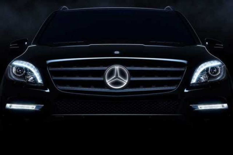 To φωτιζόμενο αστέρι της Mercedes E-Class