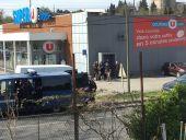 Θρίλερ με ομηρία σε σούπερ μάρκετ στη Νότια Γαλλία