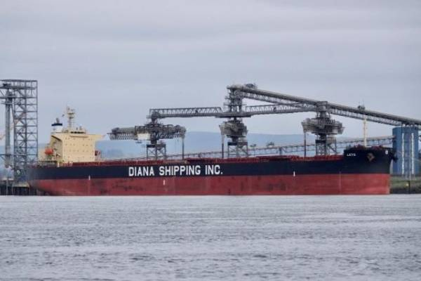 Diana Shipping: Νέα deals για δύο capesizes του στόλου