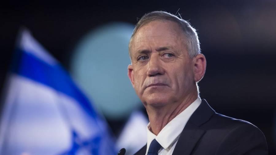 Ισραήλ: Εντολή σχηματισμού κυβέρνησης στον Μπένι Γκαντς- «Βαριά» ήττα Νετανιάχου