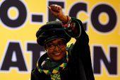 «Έφυγε» από τη ζωή η Γουίνι Μαντέλα