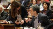 Τσακαλώτος-Αχτσιόγλου: Εκπληρώσαμε τις υποχρεώσεις μας, το... μπαλάκι στους δανειστές