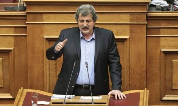 Επίθεση Πολάκη σε Στουρνάρα για την σύσκεψη στην ΤτΕ
